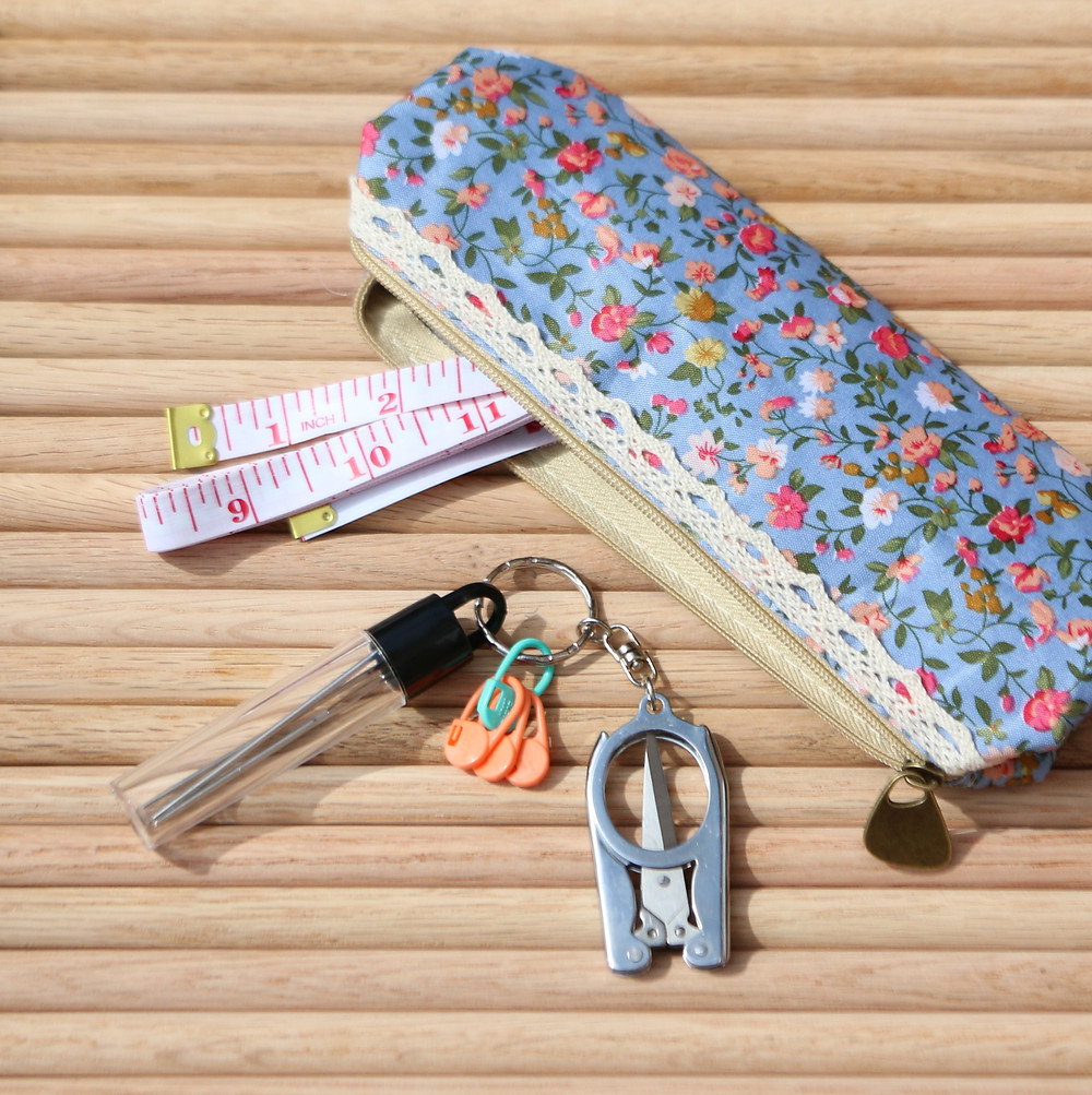 Travel Crochet Notions Essentials Kit Curated by CrochEt Cetera by Connie Lee