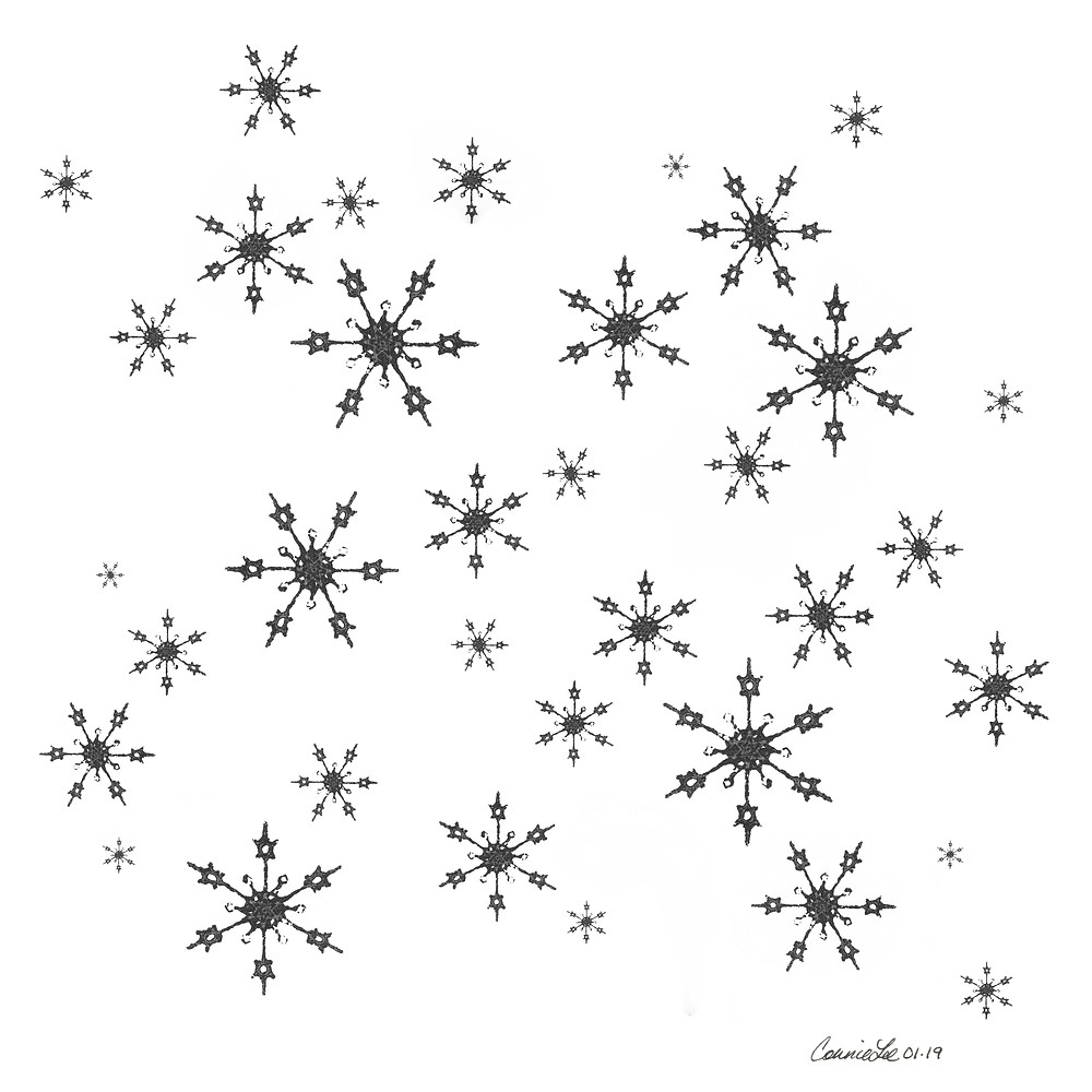 Crochet Impressions: SNOWFLAKE[s] by Connie Lee Lynch