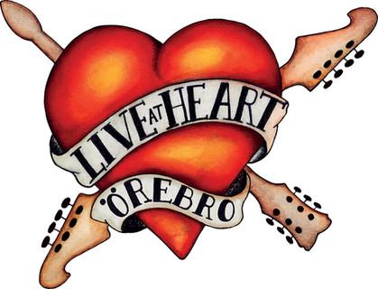Live At Heart Sweden