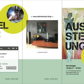 Ausstellung Pop Up Gallerie Duisburg