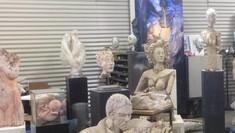 Atelier Skulpturen