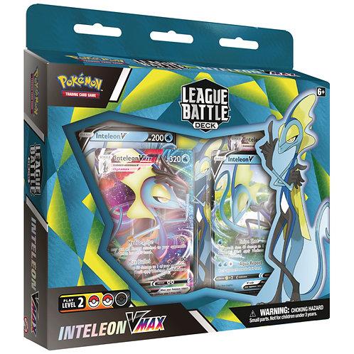 Pokemon Inteleon VMAX Battle Deck