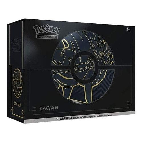 Pokemon TCG Elite Trainer Box Plus ZACIAN/ZAMAZENTA