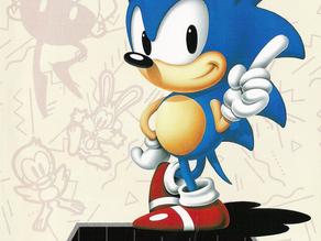 Gotta Go Fast... Enough To Stop | Sonic The Hedgehog 1991 | Retro Game Review