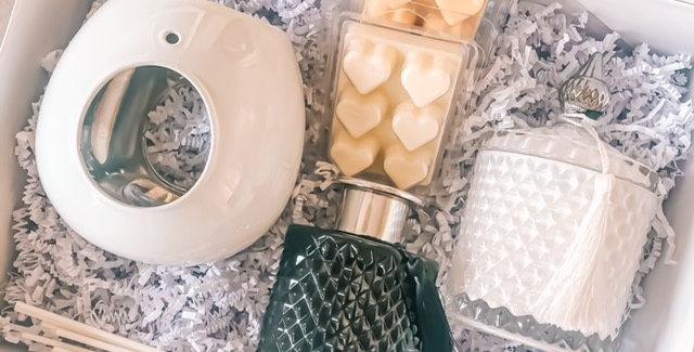 Luxury Home Fragrance Gift Box
