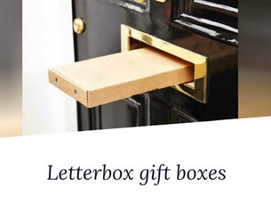 Letterbox Gift Box