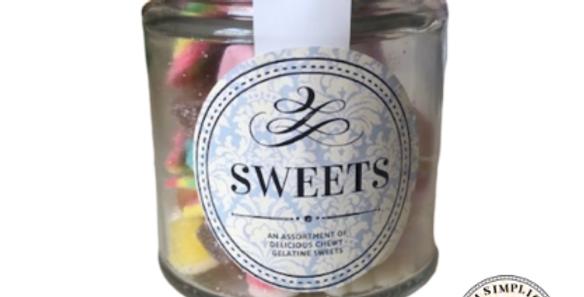 Mixed Sweets Jar