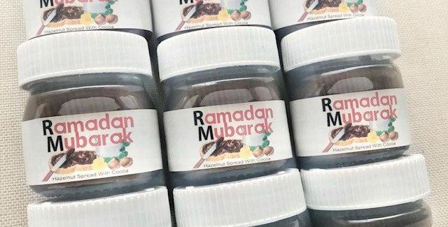 Mini Nutella Jar