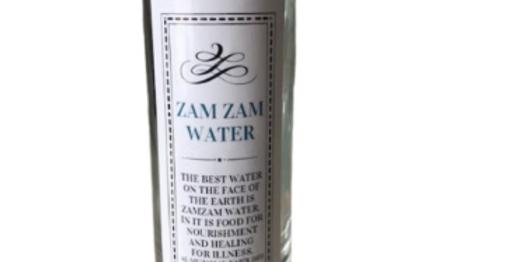 Zam Zam Water