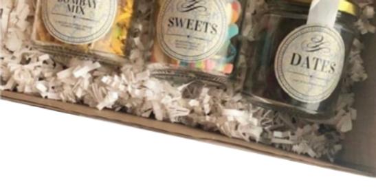 Charity Jar Gift Box