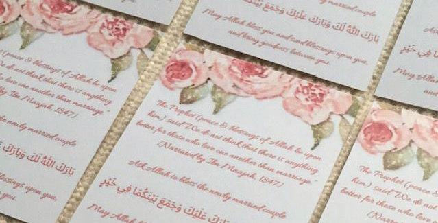Leaflet cards