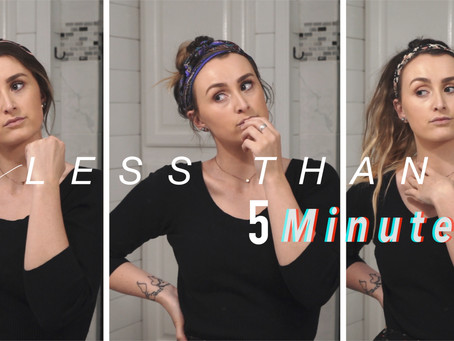 How to style a headband 3 ways!
