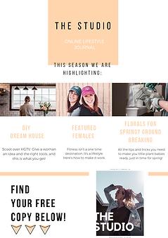 Brown Minimalist Fashion Email Newslette