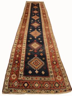 Seal #325260 4x16.5 North West Iran Antique Mosavi