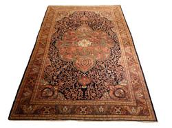 Mint Antique Sarouk Fahan  (2)