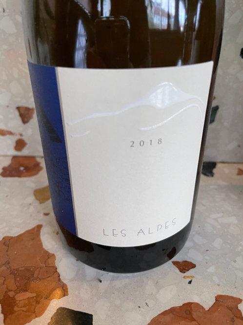 Dominique Belluard Les Alpes, 2018 - Savoie, FR