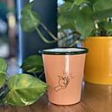 Enamelware Julep Cup - Colorway #2