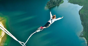 Bungy Jump Stockhorn Experience from Int