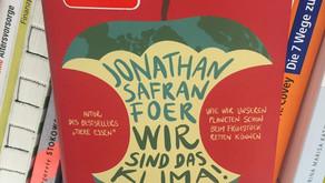 """Buchempfehlung: """"Wir sind das Klima!"""" von Jonathan Safran Foer"""