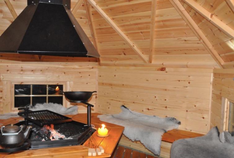 BBQ-Cottage