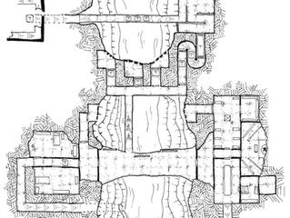 Underground River Outpost