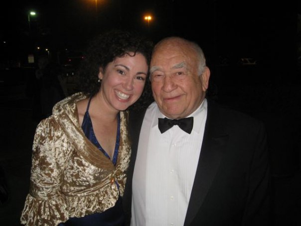 HeatherCorwin and EdAsner