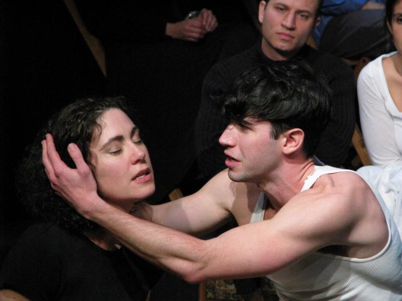 HeatherCorwin&WyattFenner Elektra&Orestes