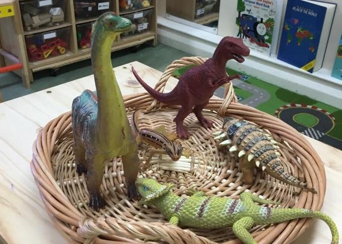 Dinosaur Play