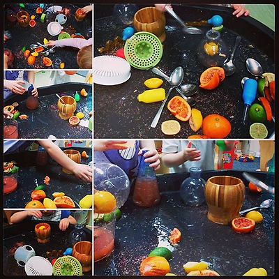 #oranges #lemons #limes #juice #sensoryp