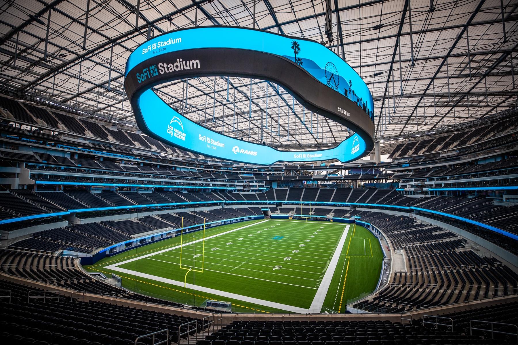SoFi Stadium est 2020