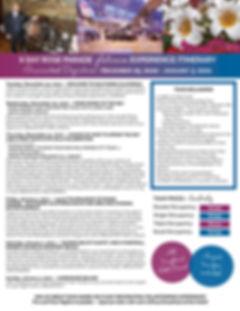 2020-2021 Rose Parade Platinum Brochure.