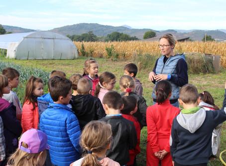Des visites pédagogiques réveillant la curiosité de tous