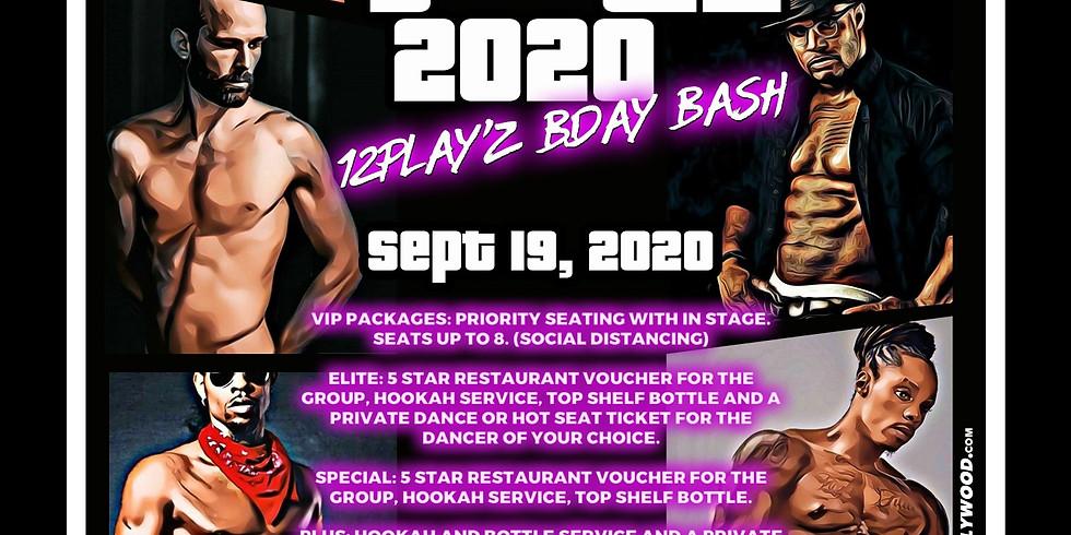 Virgochella 2020: 12plays bday bash