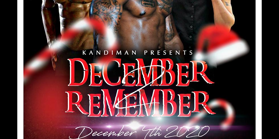 December 2 remember Male Revue