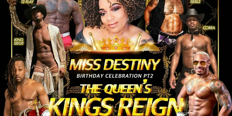 Miss destiny bday bash