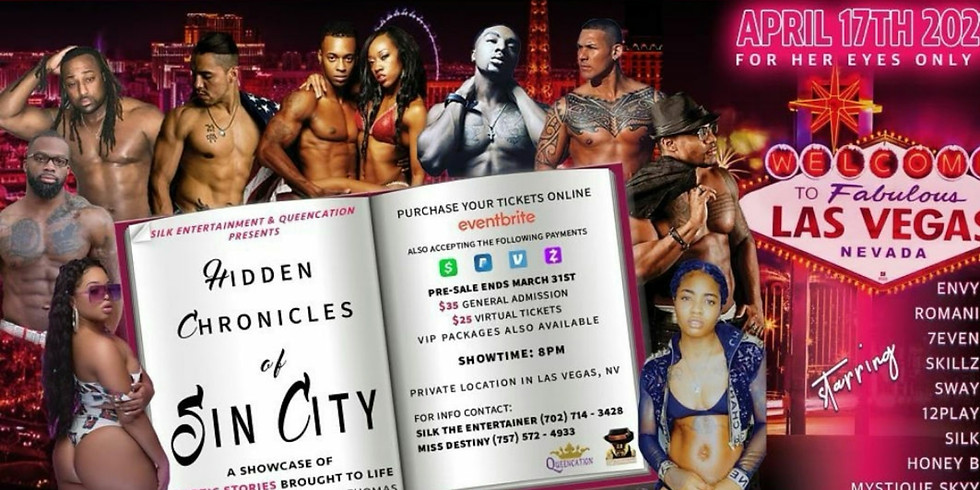 Hidden Chronicles of sin city