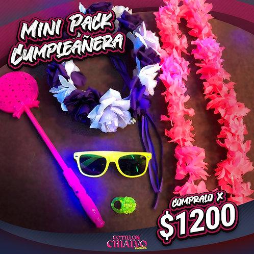 Mini Pack Cumpleañera 01