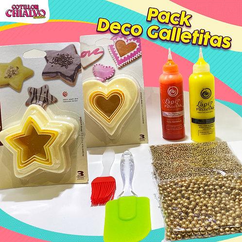 """Pack """"Deco Galletitas"""""""