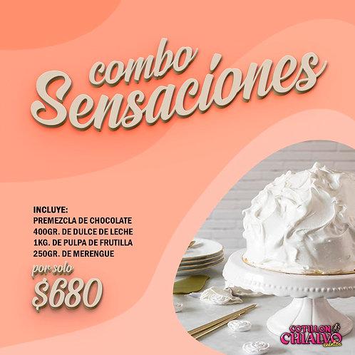 """Combo """"Sensaciones"""""""