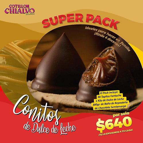 """Pack """"Conitos de Dulce de Leche"""""""