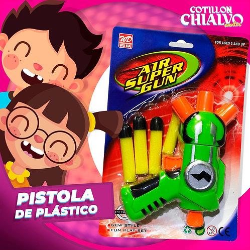 """Juguete """"Pistola de Plástico"""""""
