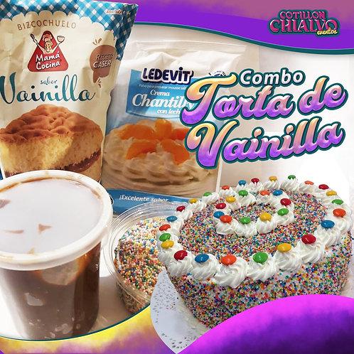 """Pack """"Torta de Vainilla"""""""