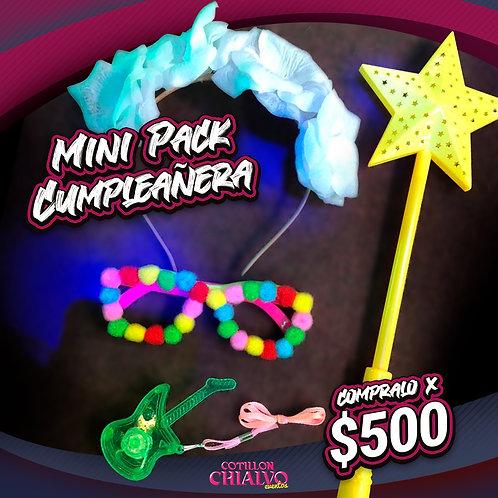 Minipack Cumpleañera 2