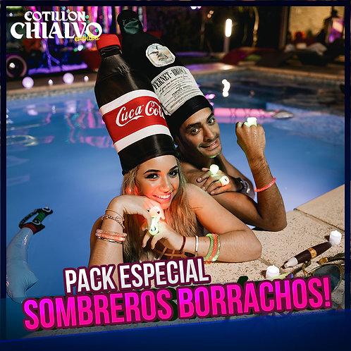 Pack Sombreros Borrachos