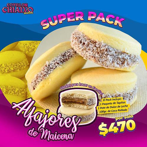 """Pack Repostería """"Alfajores de Maicena"""""""