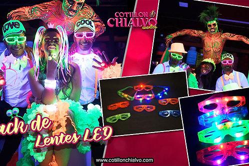 Pack de Lentes LED Premium