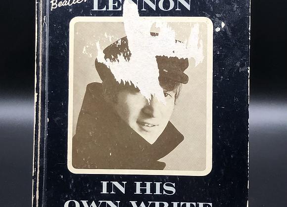 John Lennon In His Own Write Book