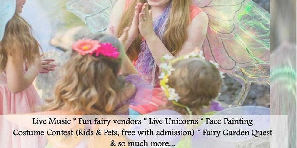 3rd Annual Evergreen Enchanted Fairies Festival