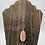 Thumbnail: Polychrome / Desert Jasper Pendant on Brass