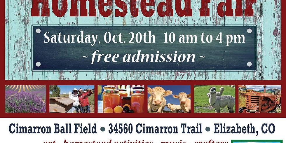 Homestead Fair Elizabeth, CO